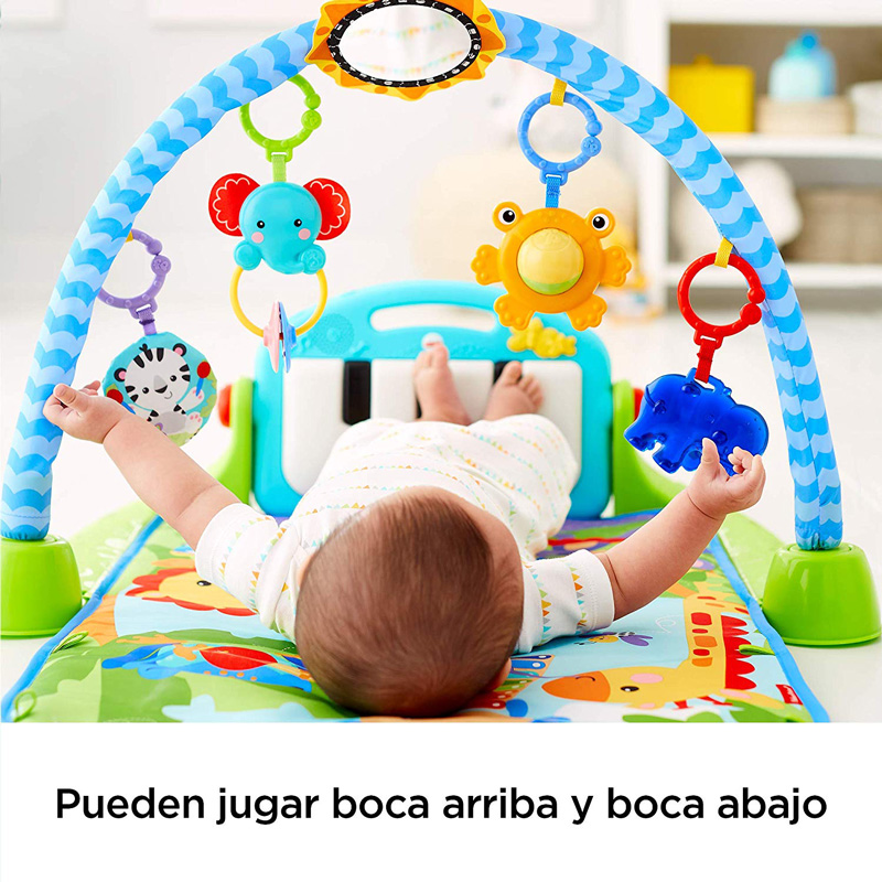 manta didactica fisher price