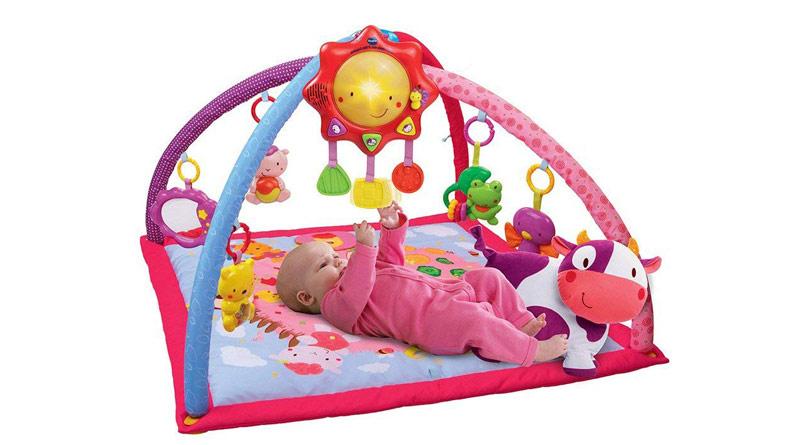 mantas de juegos grandes para bebes