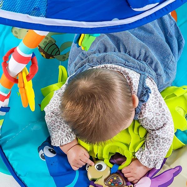 alfombra de juegos infantil