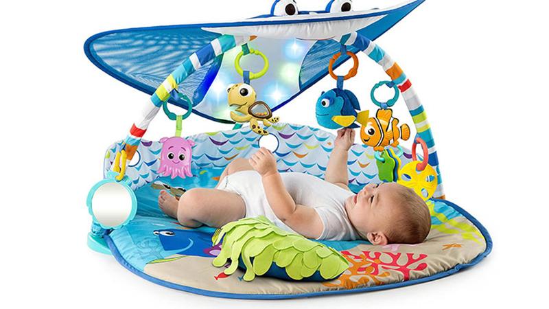 alfombra de juegos para niños